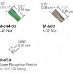 Teknolab_kromatografi_HPLC_fittings_Idex_superflangeless